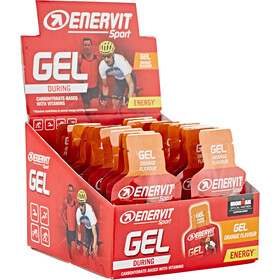 Enervit Sport Gel Sacoche 24x25ml, Orange